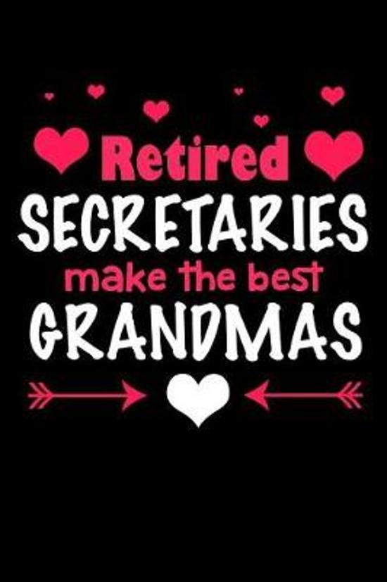 Retired Secretaries Make the Best Grandmas