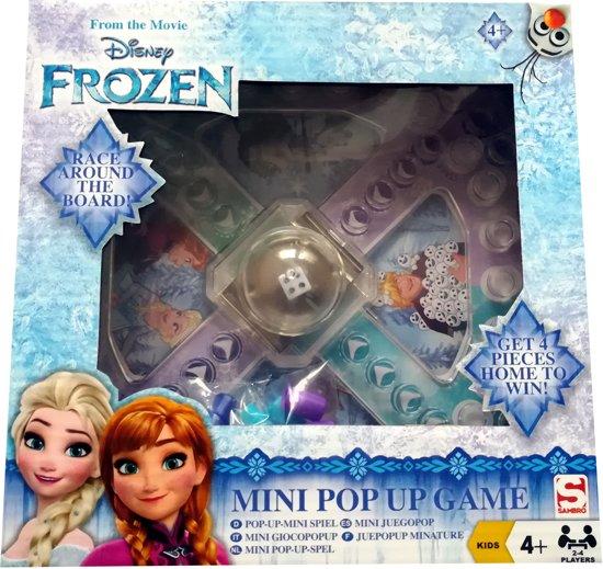 Disney Frozen Mini Pop Up Game - Kinderspel