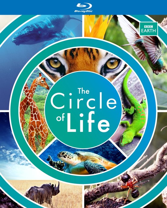 BBC Earth - The Circle Of Life (Blu-ray)