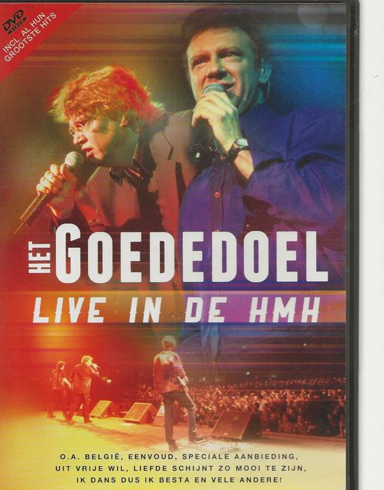 GOEDE DOEL in HMH - HEINEKEN MUSIC HALL