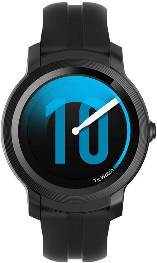 TicWatch E2 - Smartwatch - Zwart