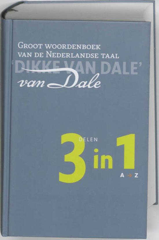Groot Woordenboek Van De Nederlandse Taal