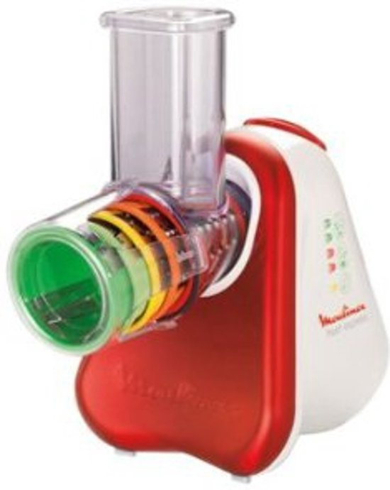 Moulinex elektrische snijmachine fresh express - Moulinex fresh express nectar ...
