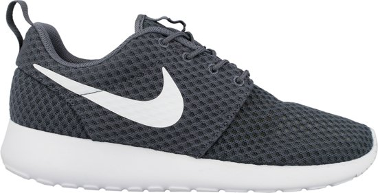 nike roshe run dames grijs