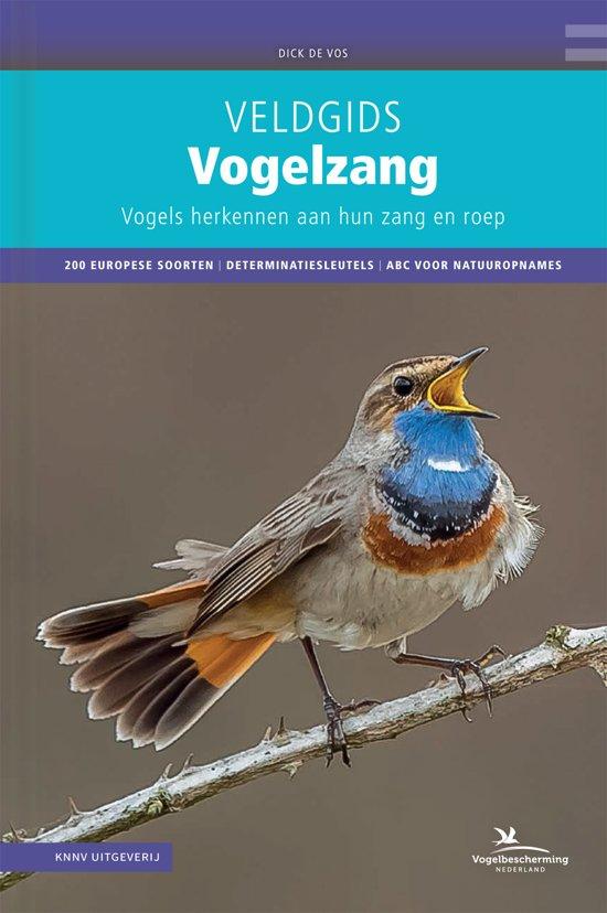 Veldgids - Veldgids vogelzang van Europa