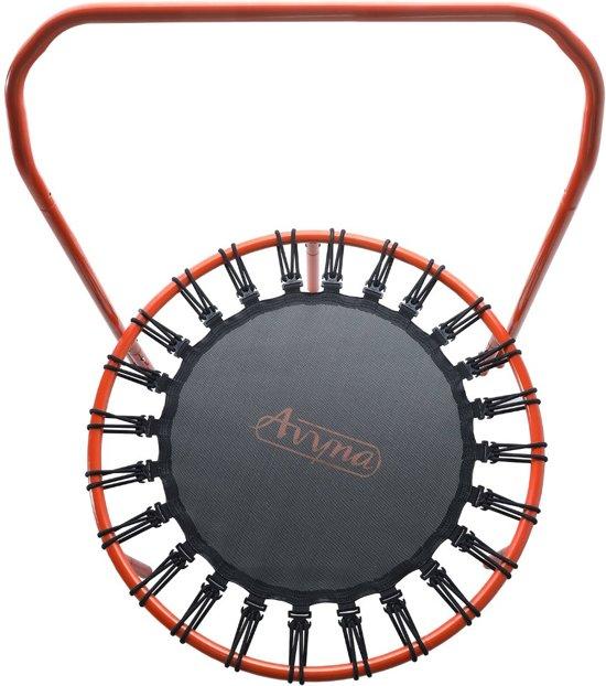 Avyna Pro-Line Fitness trampoline AVYFIT met elastieken en beugel 100 cm