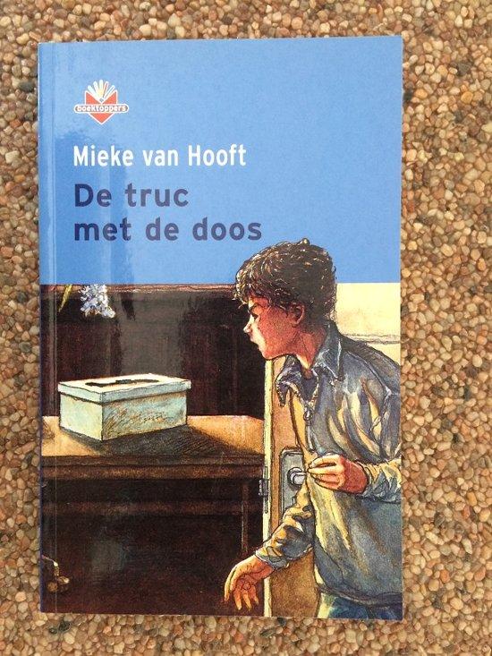 De truc met de doos - Mieke van Hooft |