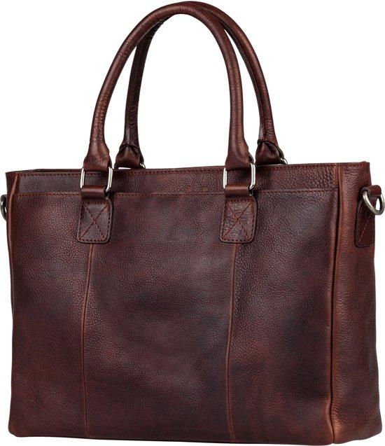 3 13 Workbag Burkely Antique Avery Bruin xTBnI6
