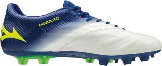 Mizuno Rebula 2 V2  Sportschoenen - Maat 44.5 - Mannen - wit/blauw/geel