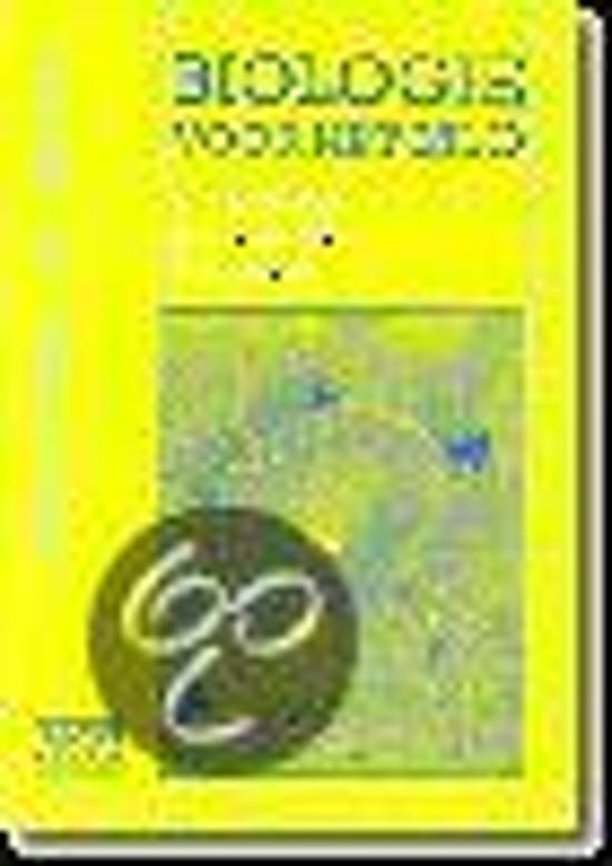 Boek cover biologie voor het MLO van A.G.M. Bekers (Paperback)