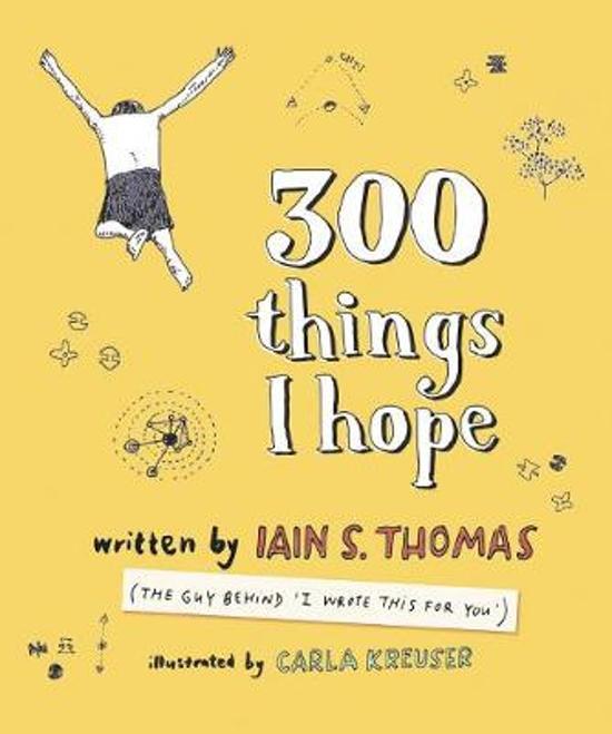 Afbeelding van 300 Things I Hope