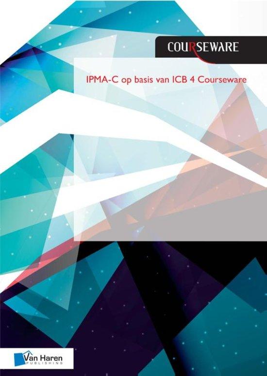 Courseware boeken IPMA C op basis van ICB 4 Courseware