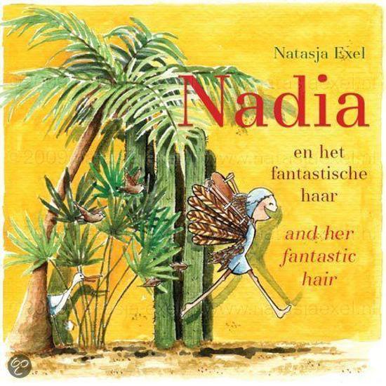 Nadia en het fantastische haar | Nadia and her fantastic hair