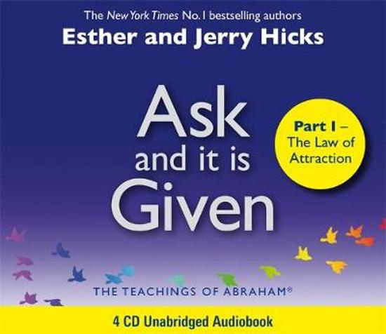 ask and it is given abraham hicks pdf