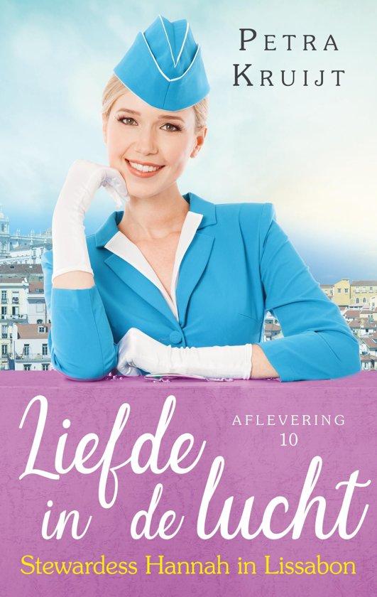 Liefde in de lucht 10 - Stewardess Hannah in Lissabon