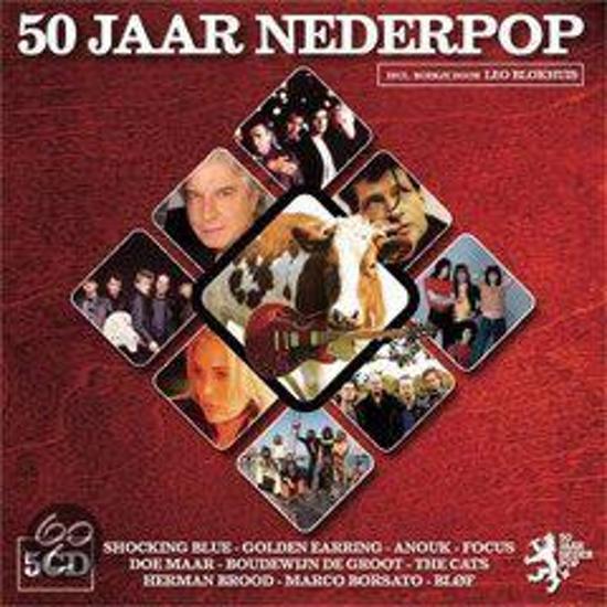 nederpop 50 jaar bol.  50 Jaar Nederpop, Various   CD (album)   Muziek nederpop 50 jaar