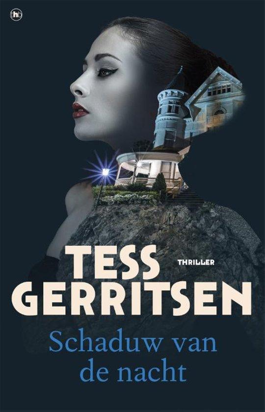 Boek cover Schaduw van de nacht van Tess Gerritsen (Paperback)