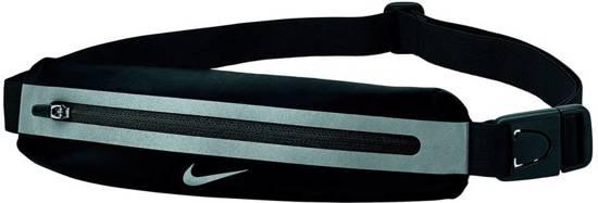 Nike Slim Waistpack Sporttas Unisex - Bla/Bla/Sil