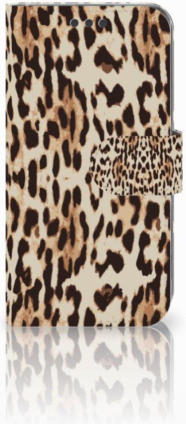 Sony Xperia XA | XA Dual Bookcase Leopard