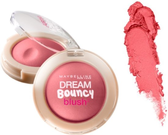 Maybelline Dream Bouncy Blush - 20 Peach Satin