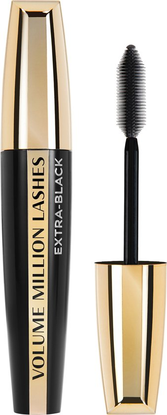 L'Oréal Paris Volume Million Lashes Mascara - Zwart