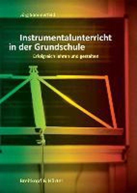 Instrumentalunterricht in der Grundschule