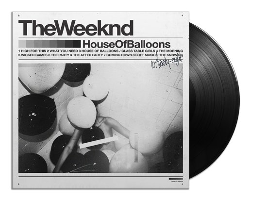 Enjoyable Bol Com House Of Balloons Lp The Weeknd Muziek Wiring Database Indigelartorg