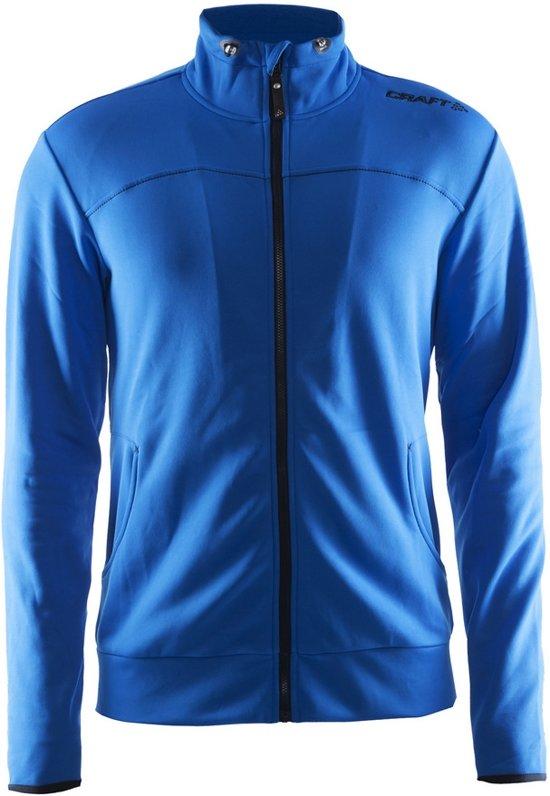 Craft Leisure Jacket Men Swe. blue 3xl