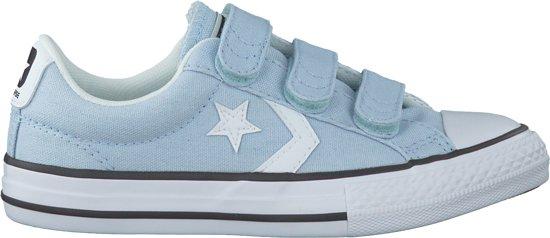 fdf0ac9abfa bol.com | Converse Jongens Sneakers Starplayer 3v - Blauw - Maat 33