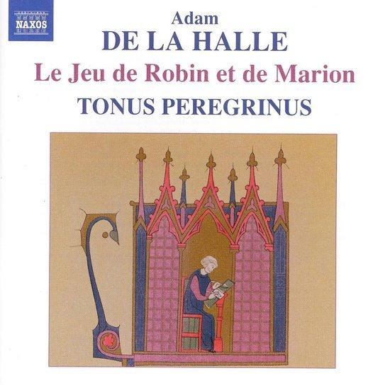 Tonus Peregrinus - Le Jeu De Robin & Marion