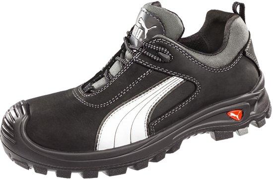 Puma Werkschoenen.Bol Com Puma Werkschoenen S3 64072 Laag Zwart Maat 45