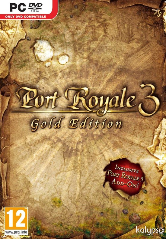 Port Royale 3 - Gold Edition - Windows
