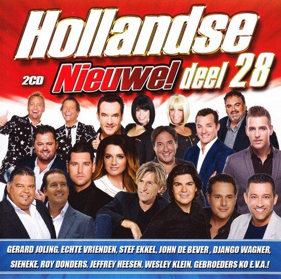 Hollandse Nieuwe Deel 28 2Cd