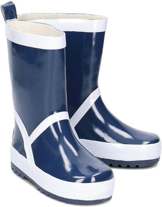 Playshoes Regenlaarzen Kinderen - Donkerblauw - Maat 26/27