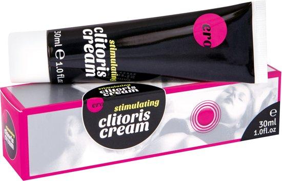 Stimulerende clitoris crème