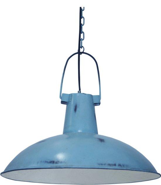 Vintage Hanglamp Pure Old Blue Hanglamp