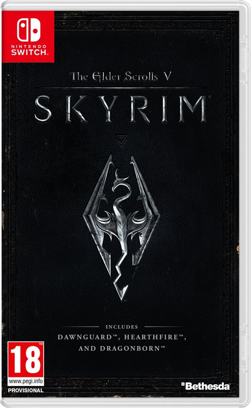 The Elder Scrolls V: Skyrim - Switch kopen
