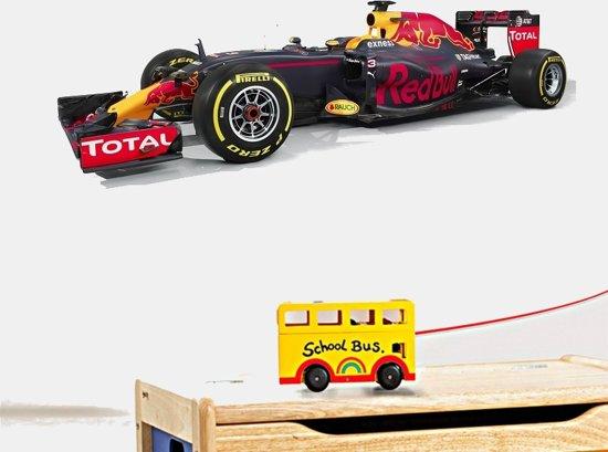 Betere bol.com   Red Bull Formule 1 Sticker - Team Max Verstappen GS-23