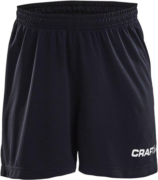 Craft Squad  Sportbroek - Maat 122  - Unisex - zwart