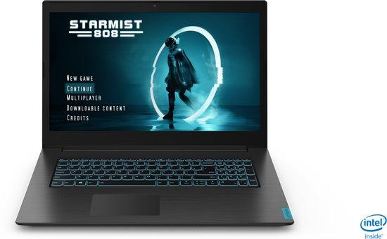 "Lenovo IdeaPad L340 17IRH - Core i5-9300H, GeForce GTX 1050, 8 GB RAM, 256 GB SSD, 17.3"""