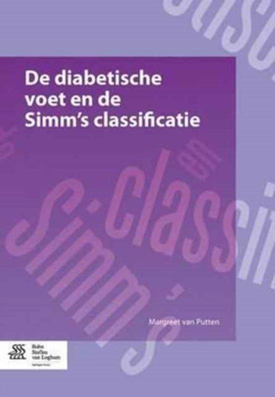 De diabetische voet en de Simm's classificatie