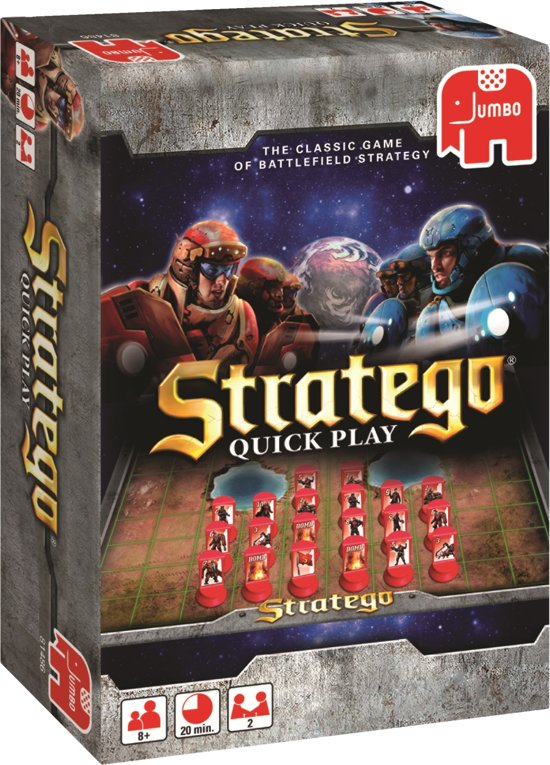 Stratego scifi quickplay