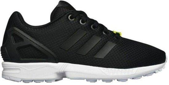 Adidas ZX Flux K  M21294, Vrouwen, Zwart, Sportschoenen maat: 35.5 EU