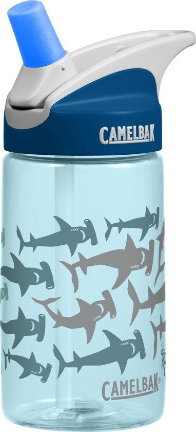 d29da0a2474 bol.com   CamelBak Eddy Kids Drinkfles - 400 ML - Blauw (Hammerheads)