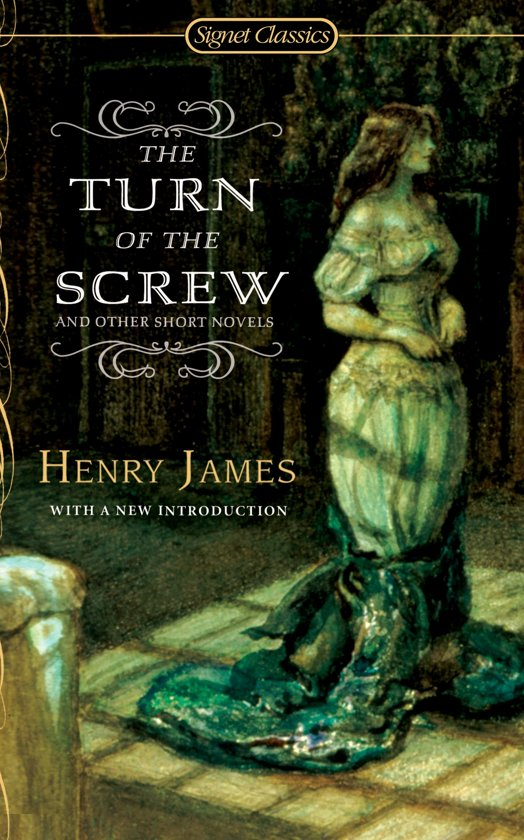 analysis of the novel written by henry james the turn of the screw