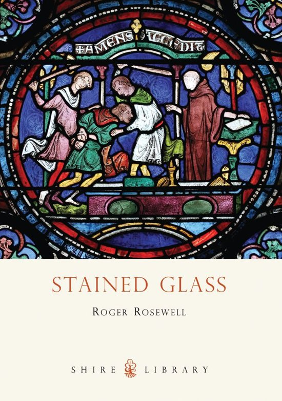 Bol stained glass ebook roger rosewell 9781782001157 boeken fandeluxe