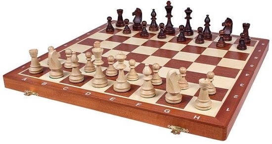 schaakcassette Tournament 6 (98mm)