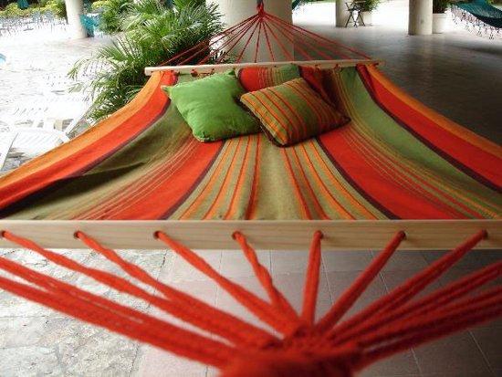 Hangmat Jamaica met spreidstok 130 cm