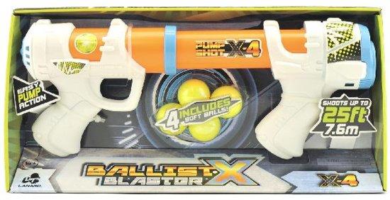 Ballist-x Pump Shot X-4