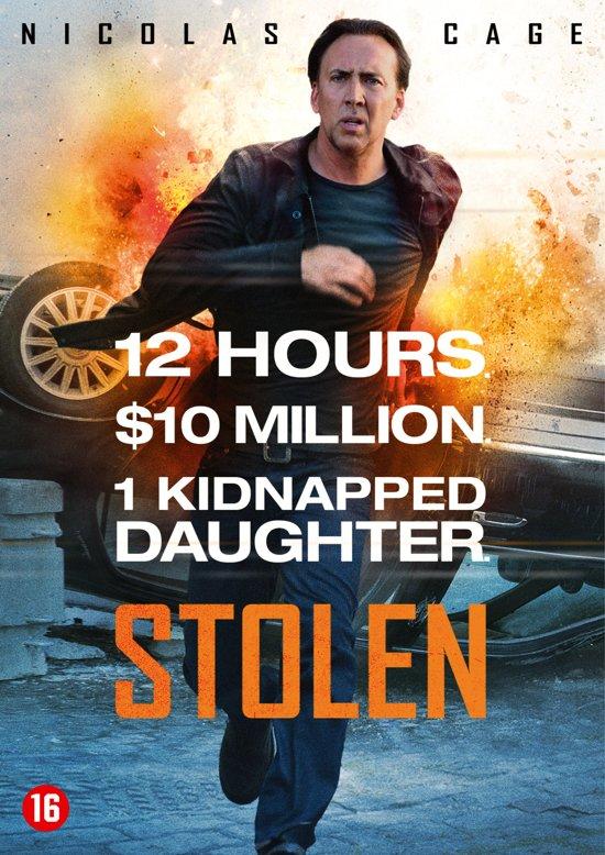 Cover van de film 'Stolen'
